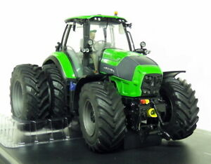 UH 1/32 - Deutz Fahr TTV 7250 6 Wheels Diecast Scale model Farm Tractor - 4296