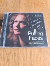 BIG FINISH Audio CD Pulling Faces Drama Showcase SIGNED autograph LOUISE JAMESON