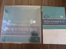 Rock man Mega Man 1-3 Sound Collection Japan Vinyl Analog LP Game Music Track FS