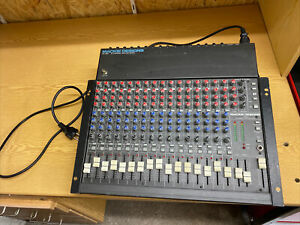 Mischpult Mackie Designs CR 1604 16 Channel MIC/Line Mixer