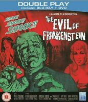 The il Male Di Frankenstein Blu-Ray + DVD Nuovo (FCE042)