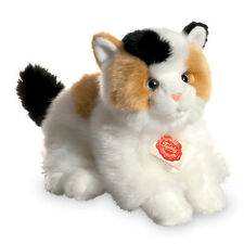 Calico / tortoiseshell cat / kitten soft toy by Teddy Hermann - 90698 - 24cm
