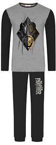 Black Panther Boys Marvel Avengers Pyjamas Pjs
