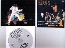Elvis Presley CD Las Vegas Attraction Number 1 - LIVE Las Vegas Hilton 1975