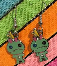 SCRUMP Earrings Disney LILO and STITCH TOY Friends Surgical New Doll
