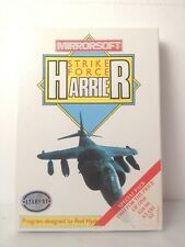 Strike Force Harrier, Atari St, Mirrorsoft, 1986, Version Anglaise