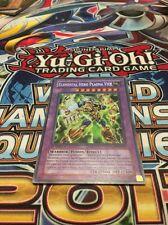 Yugioh Elemental Hero Plasma Vice GLAS-EN037 Secret rare 1st Edition NM