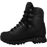 Hanwag Alaska GTX Men Boots Herren Gore-Tex Outdoor Hiking Schuhe black 2303-12