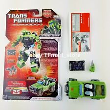 Transformers Universe Deluxe Class Classics Hound w/ Ravage Generations