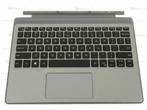 New  Dell OEM Latitude 7200 7210 2-in-1 Tablet Travel Mobile Keyboard 24D3M