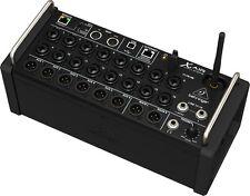 Behringer XR18 mint 18-Input Digital Mixer Wi-Fi X-Air series Rack-mountable
