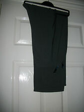 LADIES GREY TROUSERS SIZE 18 VGC