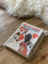 Vintage Michael Jordan Valentines 38 Cards NEW! Valentine Cards 1990s Bulls MJ
