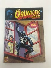SPIDERMAN #78 - Foreign Comic Book - 80s - MARVEL PARKER - RARE - 5.5 FN-