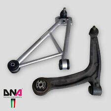 DNA Racing Front Suspension Arms Kit for Fiat 500 Abarth Models - PC0136