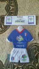 Fussball Trikot Mini-Kit von Frankreich 2006