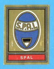 PANINI CALCIATORI 1980/81 - Figurina n.499- SCUDETTO - SPAL -NEW