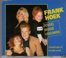 (994M) Frank Hoek, Zoveel mooie vrouwen - 1995 CD