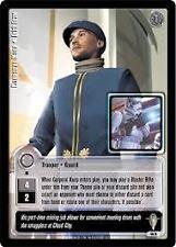 Star Wars Jedi Knights Scum and Villainy TCG 46U Corporal Kuep Quick Draw 1stP
