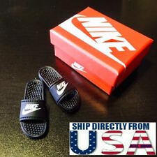1/6 Men Shoes Nike Style Sandals Slides Slippers For Hot Toys Phicen Figure USA