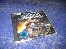Star Wars - Republic Commando PC Komplett DEUTSCH !!!! NEU und verschweisst