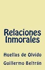 Relatos de Humanidades: Relaciones Inmorales : En Busca Del Estilo by...