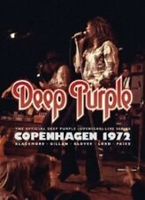 Deep PURPLE-Copenhagen 1972 DVD Classic Rock & Pop concerto live NUOVO