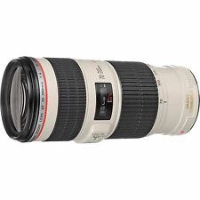 Canon EF 70-200mm F4L IS USM Image Stabiliser Lens, In London