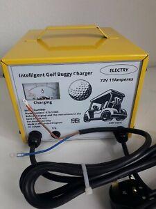 Golf cart Charger 72V