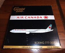 1/200 AIR CANADA B777-300ER  777-300 by GEMINI G2ACA271