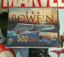 Brand New - USS Bowfin 500 Piece Puzzle