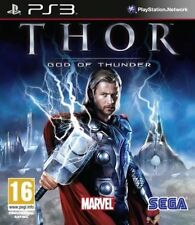 Thor God of Thunder Ps3 PlayStation 3