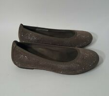 Vionic Willow Brown Studded Flats Women's US 7