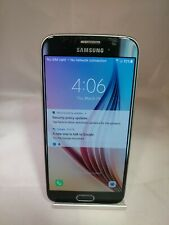 Samsung Galaxy S6 32GB Black Sapphire US Cellular Very Good Condition