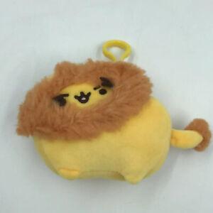 "Gund Pusheen LION CLIP Plush Cat Backpack 5"" Kitty Clip-On 22"