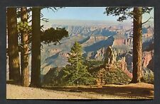 View of the Point Imperial, Grand Canyon, Arizona. Postmark 1970.