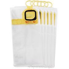 6 x Microfibre Cloth Hoover Bags for VORWERK KOBOLD VK140 FP140 Vacuum Cleaner