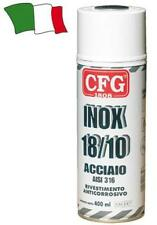 ACCIAIO INOX 18/10 SPRAY 400 ML ACCESSORI BARCA NAUTICA