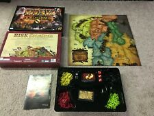 Risk LOTR Lord of the Rings Middle Earth Conquest Board Game NO RING unplayed