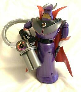 "Talking Emperor Zurg Action Figure 14"" Disney Toy Story"