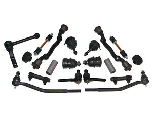 MOST COMPLETE Super Front End Repair Kit 63 64 Cadillac w/ Ball Joints 1963 1964