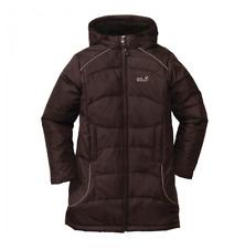 Jack Wolfskin Wetterschutzjacke »girls Iceguard Coat« Truffle Brown