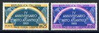 Italien MiNr. 896-97 postfrisch MNH Nato (R5200