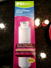 Filtrete Drinking Water Replacement: 4US-MAX Series 4US-MAXL-F01 -New-