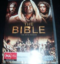 The Bible The Epic Series (Australia Region 4) 4 DVD – New