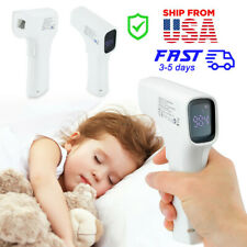 Infrared Thermometer Lcd Laser Temperature Gun Non Contact Digital Ir Temp Meter