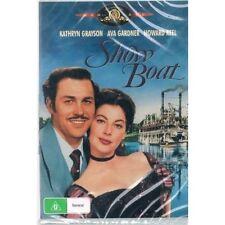 SHOW BOAT (Kathryn Grayson, Howard Keel)  - DVD - UK Compatible -Sealed
