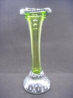 Glass Jack in the Pulpit Asceda Bone Vase Scandi Mid Century