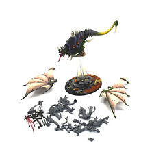 TYRANIDS Hive Crone #1 WELL PAINTED Warhammer 40K