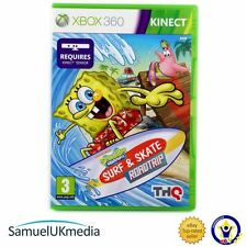 SpongeBob Surf and Skate Roadtrip (Xbox 360) **GREAT CONDITION**